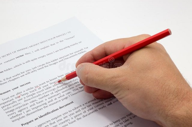 Proofreading क्या है, PRoofreading and Editing